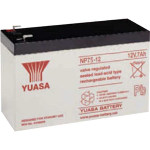 Yuasa NP7.5-12 General Purpose Battery