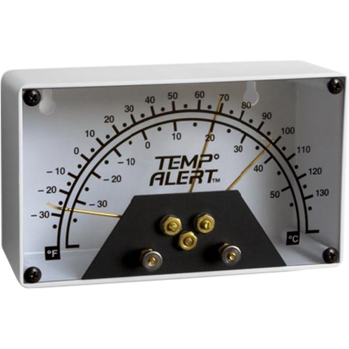 Winland Temp°Alert TA-1 Powerless Operation for Controlled Climates