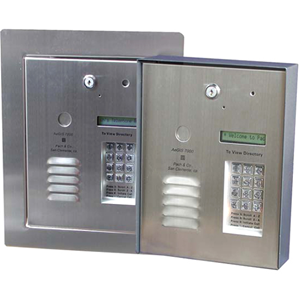 Pach and Company AeGIS 7150FFP Telephone Entry System