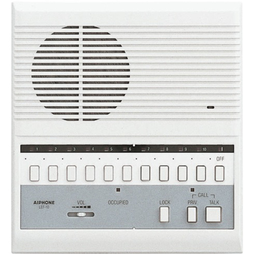 Aiphone LEF-10 Intercom Master Station