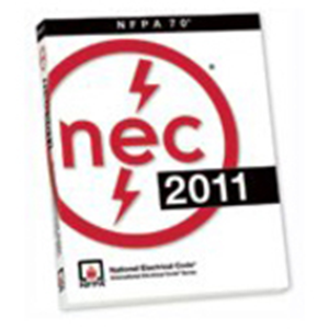 NTC NFPA 70 - National Electrical Code 2011 Printed Manual