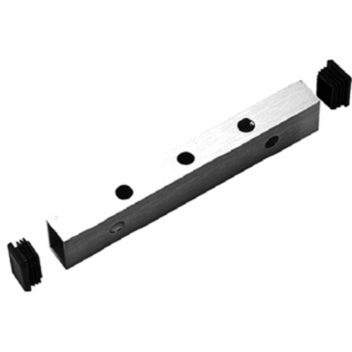 Securitron UHB-CL-8 Mounting Bracket - Clear