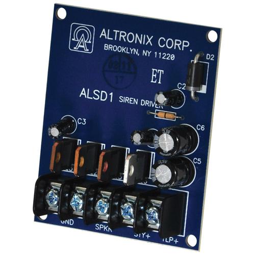 Altronix ALSD1 Annunciator Driver Module