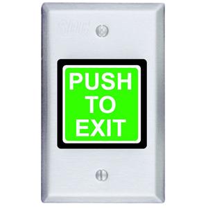 SDC 423MU Exit Button