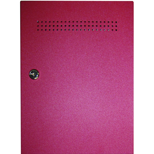 CABINET, HOLDS 1 OR 2 MULTI-ADDRESSABLE MODULES