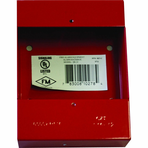 Fire-Lite Mounting Box for Pull Station