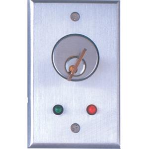 Camden CM-1130 Mortise Key Switch