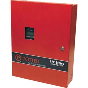 Potter PFC4410-RC Fire Alarm Control Panel