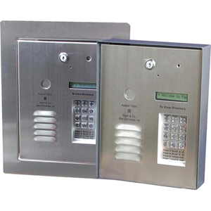 Pach and Company 7250P Telephone Entry System