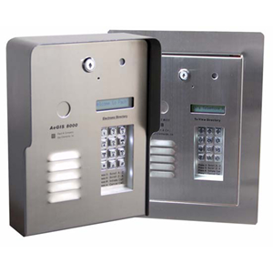 Pach and Company AeGIS 8250FFP Telephone Entry System