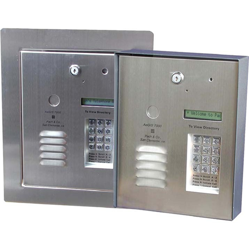 Pach and Company NPB7000 MS79036 Tenants Relay Cabinet