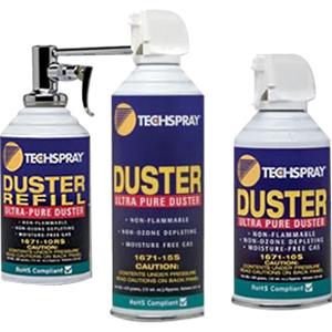Techspray 1671-10S Air Duster