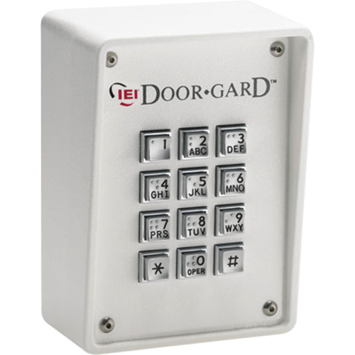 Linear PRO Access 212R Indoor / Outdoor Surface-mount Ruggedized Keypad Access Device