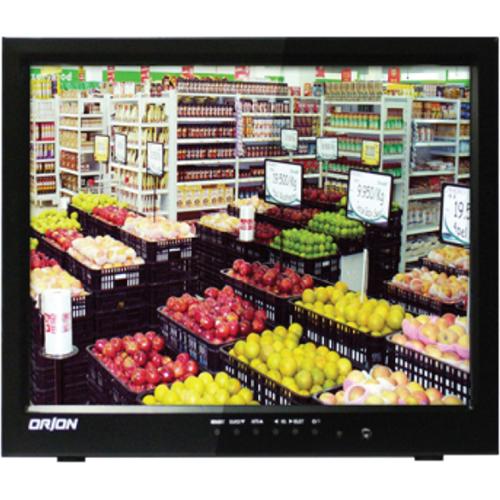 "ORION Images Premium 15RTC 15"" XGA LCD Monitor - 4:3 - Black"