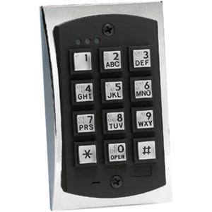 Linear PRO Access 2000eM Style Flush-mount Durable Metal Access Control Keypad Access Device