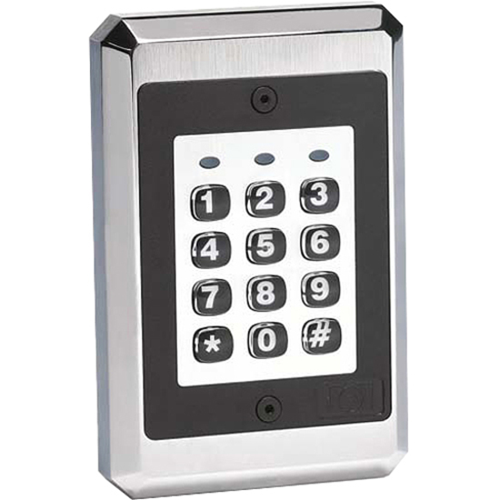 IEI 212iI Architectural Backlit Keypad Access Device