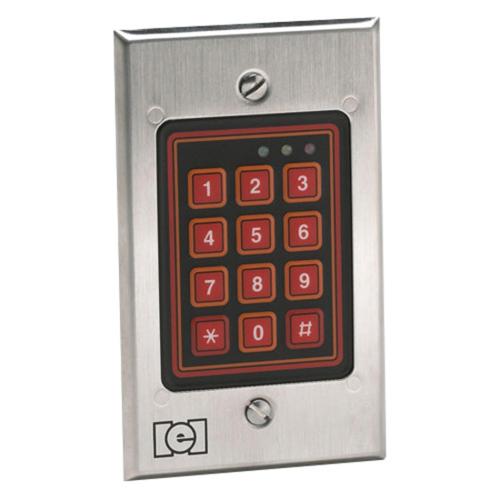 Linear PRO Access 212w Flush-mount Keypad Access Device