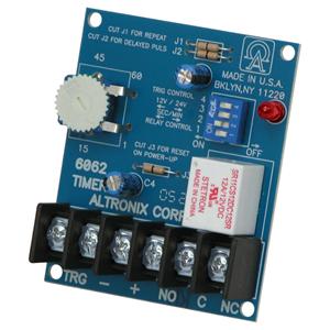 Altronix 6062 Digital Timer