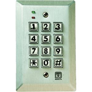 Corby 6566 SA Programmable Keypad Access Device
