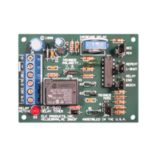ELK 960 Delay Timer Module