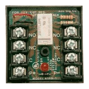 Advanced Sourcing ASRB-1 Relay Board