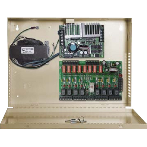 AlarmSaf CPS800C-UL/CSA-APD8X Power Distribution System