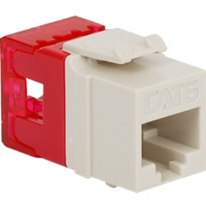 ICC Cat 6 HD Modular Connector, White