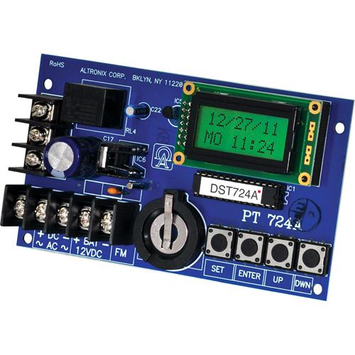 Altronix PT724A Digital Timer