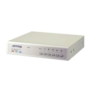 APPRO FIO-8037 4CH Color Quad Processor System