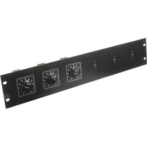 Atlas Sound ATPLATE-052 Attenuator Rack Mounting Plate