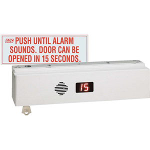 SDC Exit Check Single with Voice/Tone/Digital Countdown Display