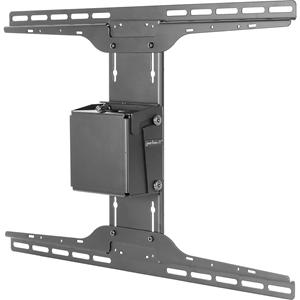 Peerless-AV PLCM-2-UNL Ceiling Mount for Flat Panel Display - Black