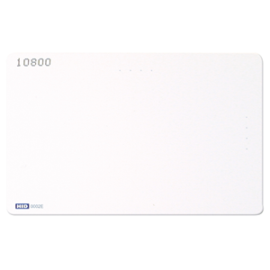 Northern Computers PVC-H-4-SPEC Security Card