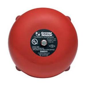 System Sensor SSM24-6A Alarm Bell