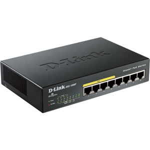D-Link DGS-1008P Ethernet Switch