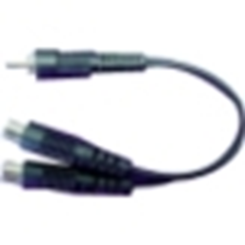 SRC VCY3BKG Audio Splitter Cable Adapter