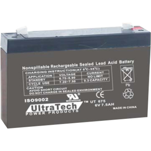 Ultratech UT675 General Purpose Battery