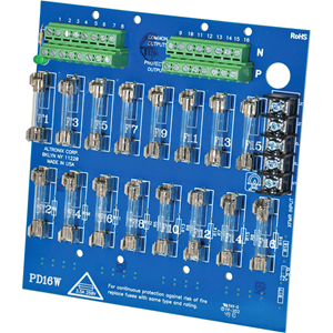 Altronix PD16W Power Distribution Module
