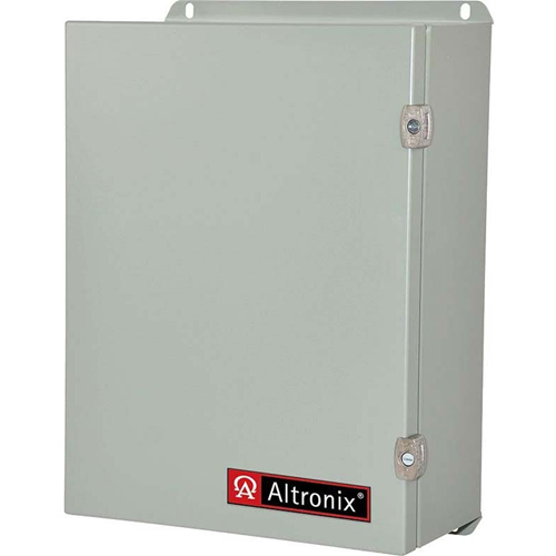 Altronix WP2 - Outdoor Power Supply/Battery Enclosure