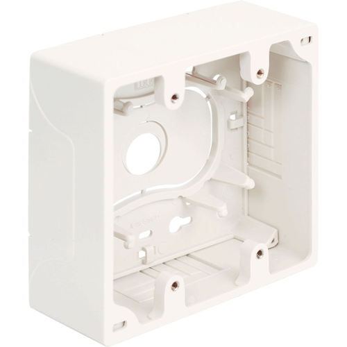 ICC Double Gang Mounting Box