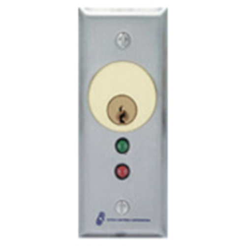 Alarm Controls S.P.D.T. Momentary Switch
