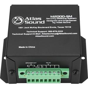 Atlas Sound M2000-SM Surface Mount Masking Transducer