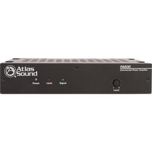 Atlas Sound PA60G Amplifier - 60 W RMS - 1 Channel