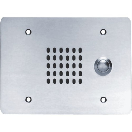 Atlas Sound Vandal Proof Intercom Stations With Cone Loudspeaker And Call Switch 25V 3 Gang