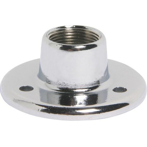 AtlasIED AD-11B Surface Mount for Microphone - Chrome - TAA Compliant