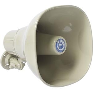 Atlas Sound AP-15TC Indoor/Outdoor Surface Mount, Strap Mount Speaker - 15 W RMS - Beech