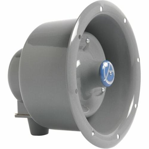 Atlas Sound APF-15TU Indoor/Outdoor Flush Mount, Wall Mountable, Ceiling Mountable Speaker - 15 W RMS - Gray