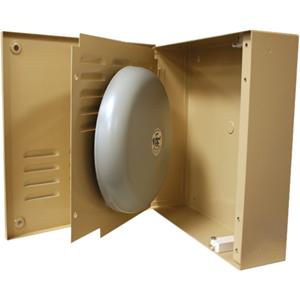 12VDC BELL BOX SLIMLINE HINGE
