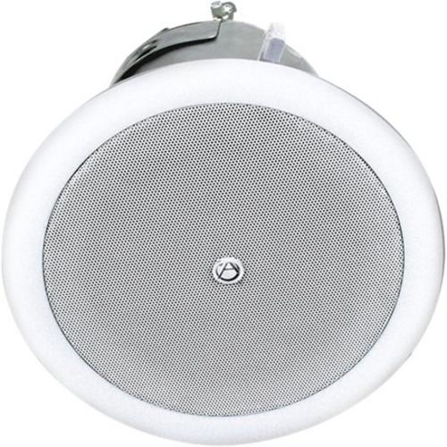 Atlas Sound Strategy II FAP42T-UL2043 2-way In-ceiling Speaker - 25 W RMS - White