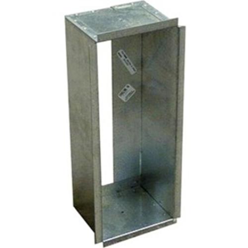 Alpha OH150 Series Flush Panel Backbox/Housing for NC150R